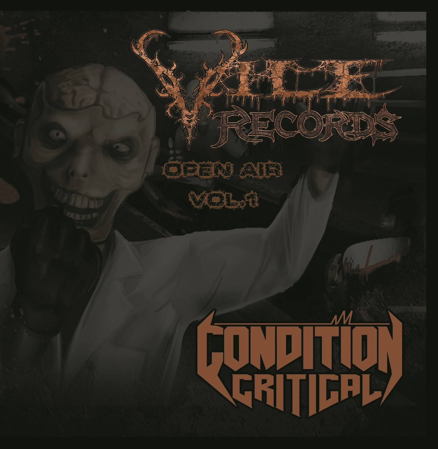 Condition Critical Cover Art